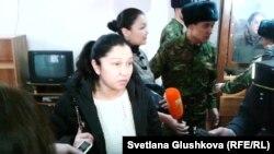 Гүлмира Бөлдешева, Асқар Бөлдешевтің зайыбы. Астана, 5 желтоқсан 2013 жыл