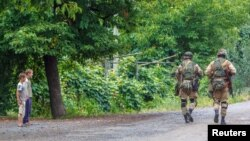 Мукачеве, 13 липня 2015 року