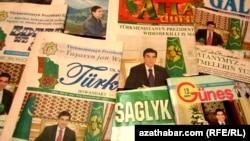 Türkmenistanda neşir edilýän gazet-žurnallar.