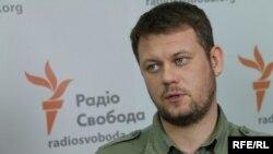 Журналіст Денис Казанський, залучений у переговори ТКГ як представник Донеччини