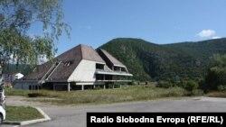 Uništeni sportski centar u Drvaru, ilsutrativna fotografija