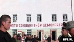 Раҳоии маҳбусон аз зиндони Душанбе дар афви соли 2009