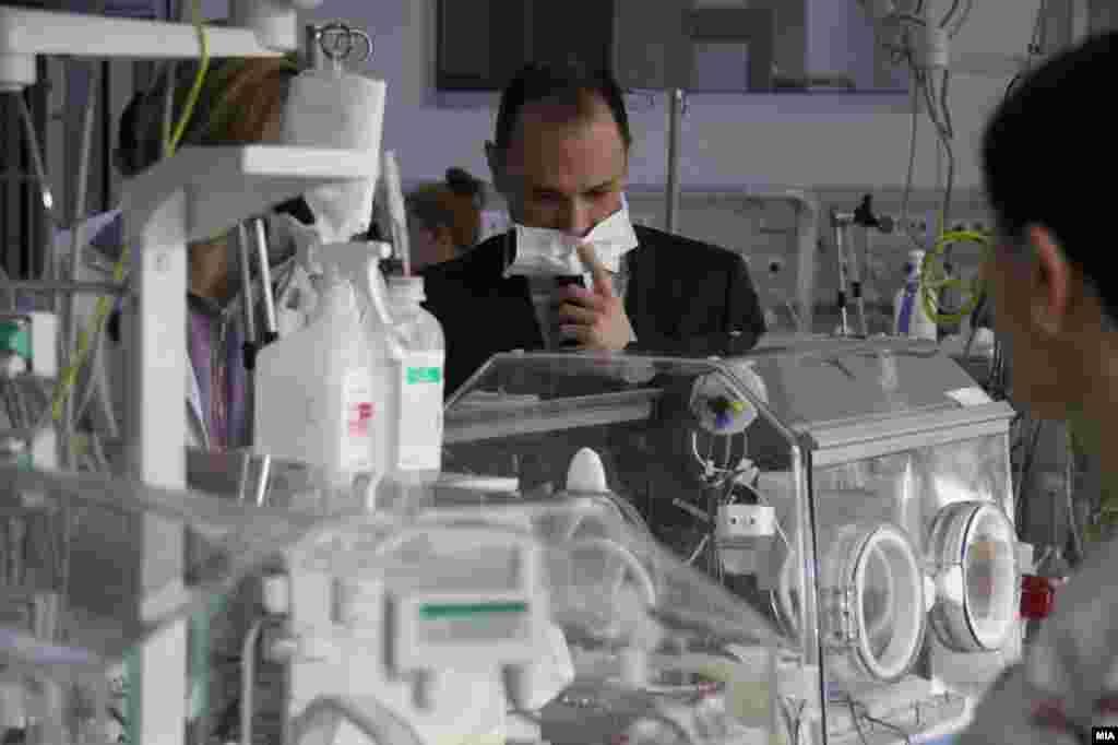 МАКЕДОНИЈА - Комората на приватните здравствени установи во Сојузот на стопански комори на Македонијасе смета дека се што има во јавното здравство треба да се преслика во приватното здравство, во кое треба да се воведе и системот за електронски евиденции во здравството Мој термин.