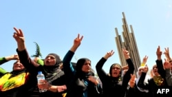 Курдски демонстрации во Истамбул - архива