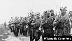 Чырвоная армія ў 1922 годзе