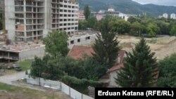 Gradnja pored imanja Vulića