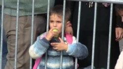 Bajramska želja izbjeglica: Mir i sigurnost