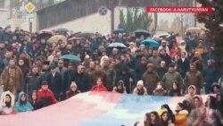 Qarabağdakı rejim separatçılığın 33 ilini qeyd edir...
