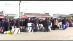 Кыргыз-өзбек чек арасындагы тыгын