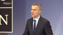 Stoltenberg Underscores Tensions Over Ukraine At NATO-Russia Talks