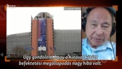 """""""Kína a totalitárius kormányzás példája"""": Francis Fukuyama a kínai befolyásról"""