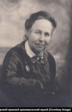 Мария Красноженова