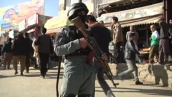 Civilians Killed In Blast Near Kabul Police Station
