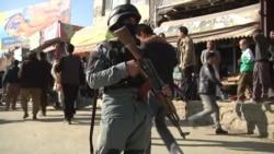 Civilians Killed In Blast Near Kabul Police Station