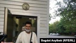 Темирлан Энсебек, блогери қазоқ