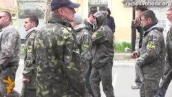 «Правий сектор» і Самооборона завадили відбутись з'їзду суддів