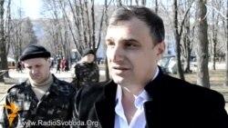 Луганський депутат Арсен Клінчаєв розповів про своє затримання