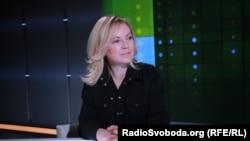 Світлана Гук у «Суботньому інтерв'ю»