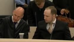 Процесс по делу Брейвика начался в Осло