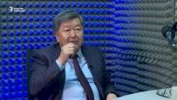 Сатыбалдиев: ЖЭБдеги абал үчүн жооптуу эмесмин