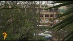 Кенія: в торговому центрі Найробі відновилася стрілянина