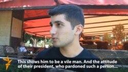 Armenians Respond To The Safarov Case