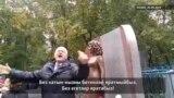"""""""Хатын-кызны яратмый татар"""". Әлфия Авзалова каберенә һәйкәл куелды"""