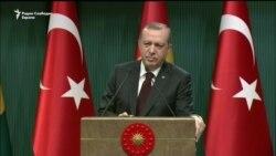 САД ги отфрлаат критиките на Ердоган за Сирија
