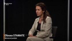 """Olesea Stamate: """"Nu sunt de părerea că noi dacă nu avem un procuror european am compromis reforma"""""""