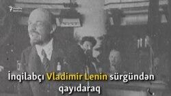 Yüz il əvvəlin Bolşevik inqilabı