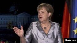 Kancelarja e Gjermanisë, Angela Merkel