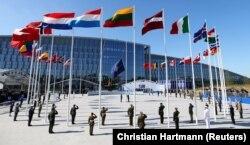 Штабквартира НАТО в Брюсселі, Бельгія