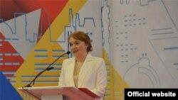 """Председатель """"Союза женщин Чувашии""""Наталья Николаева"""