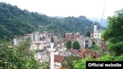 Pamje e Srebrenicës