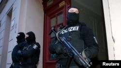 Германи - Германин полицин лерина ницкъаш
