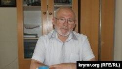 Главный редактор газеты «Авдет» Шевкет Кайбуллаев
