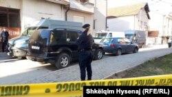 Kuća u kojoj se u Gnjilanu dogodilo višestruko ubistvo