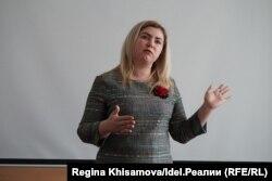 Юлия Исхакова