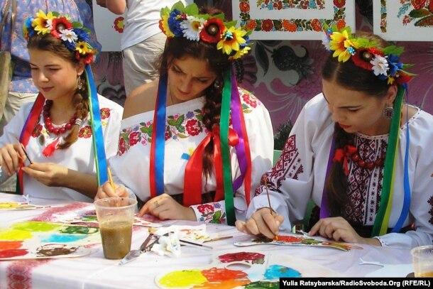На Днепровщине прошел этнический фестиваль