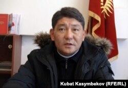 Максат Абдразаков
