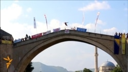 A 400-Year-Old Diving Tradition In Mostar