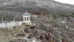 Жители Пятигорска бьют тревогу из-за реконструкции курортной зоны