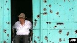 Житель Цхинвали. 2 сентября 2008 года