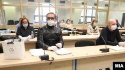 """Бојан Јовановски - Боки 13 и Катица Јанева во судница за """"Рекет"""""""