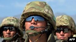 """2016 год. В учениях """"Мирная миссия"""" в Кыргызстане приняли участие страны-члены ШОС"""