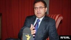 حضرت عمر زاخیلوال سفیر افغانستان در پاکستان