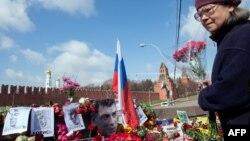 Moskë, 7 prill 2015.