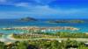 Mahé a Seychelle-szigetek legnagyobbika