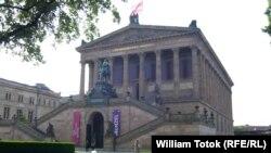 Alte Nationalgalerie - Vechea Galerie Naţională din Berlin