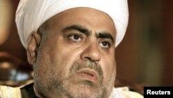 Председатель Управления мусульман Кавказа, шейхуль-ислам Аллахшукюр Пашазаде, 2010